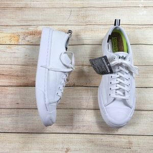 Converse Jack Purcell Canvas Jack Ox in White